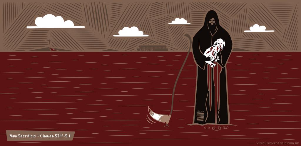 Meu Sacrificio ( My Sacrifice ) by RebirthArt