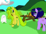 Rue and Vervain at Litha by Naur