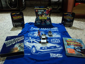 Back To the Future swag