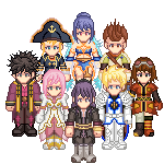 Tales of Vesperia - Sprited by Ex-Kalibur