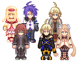 Tales of Symphonia 2 - Sprited by Ex-Kalibur