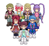 Tales of Graces - Sprited by Ex-Kalibur