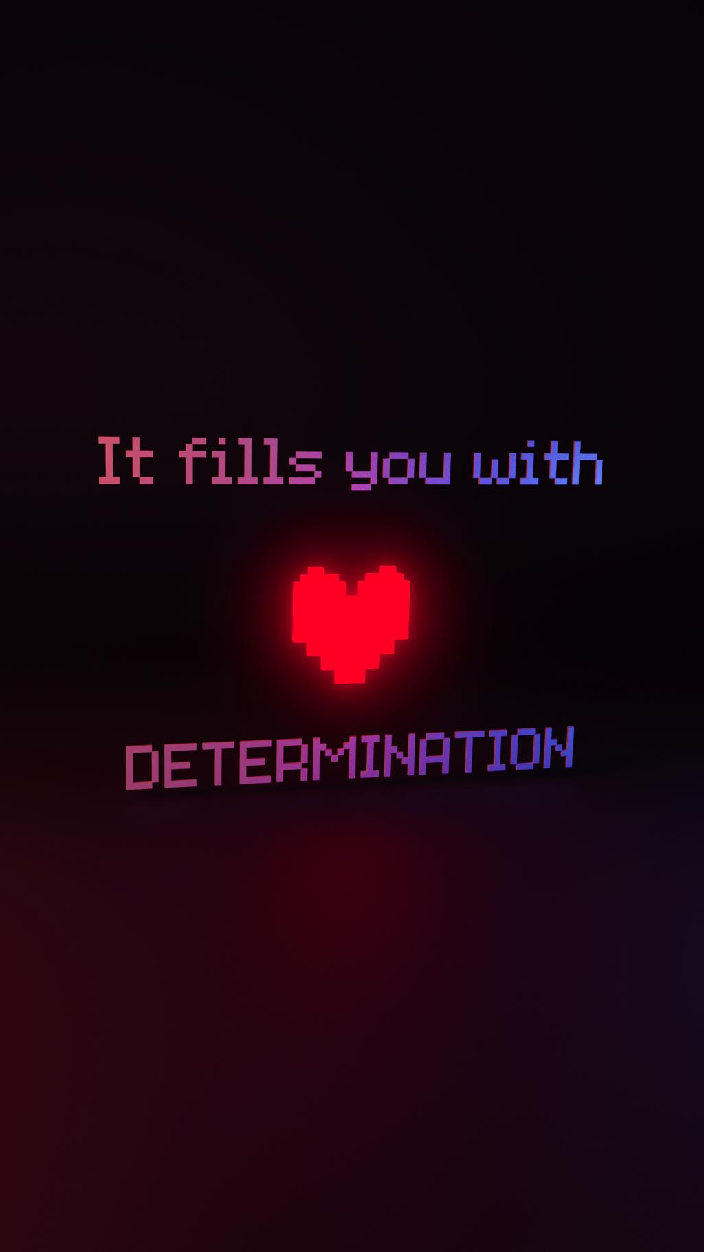 DETERMINATION by Ex-Kalibur on DeviantArt
