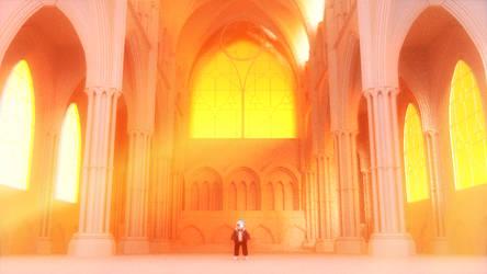 [Undertale] Judgement Hall by Ex-Kalibur