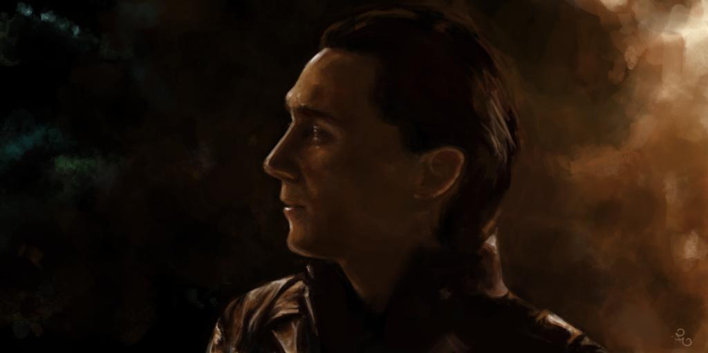 Loki by ferdicamacho