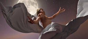 Ganymede I by Platycerium