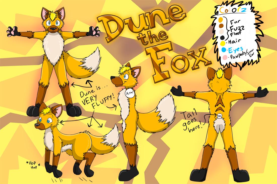 Dune The Fox by Fox0808