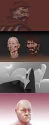 Faces by Ambroise-H