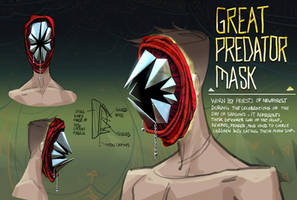 Absolver Mask Contest Entry