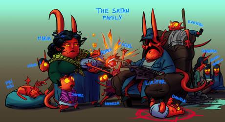 Payback - the Satan Family