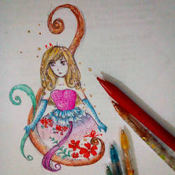 Colorfull Princess