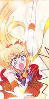 Super Sailor Venus Manga Colored by Ami281201