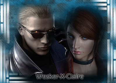 WeskerxClaire ID by WeskerxClaire
