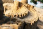 Sand Castle Close-up