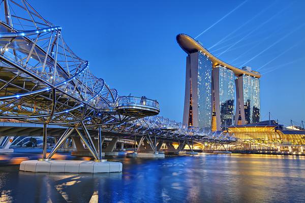 Marina Bay Singapore 02 by josgoh