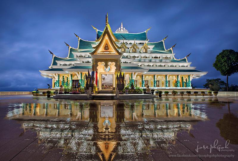 Wat Pa Phu Kon, Udonthani, Thailand by josgoh