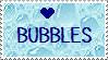 24. Bubbles Stamp by Faro-Pantha