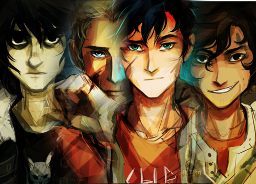 Percy Jackson Preference: Before A Quest by ivymchang on