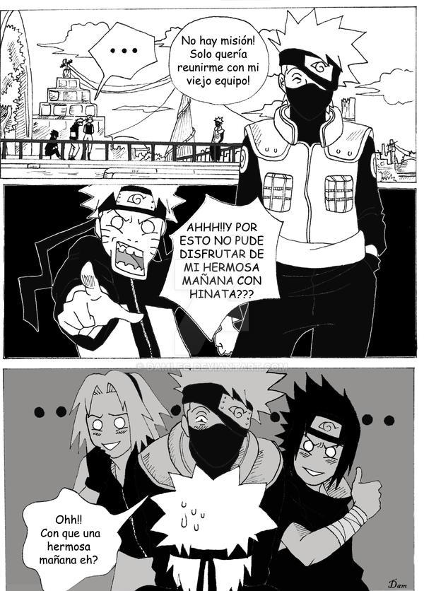 Naruto Doujinshi 50 by...