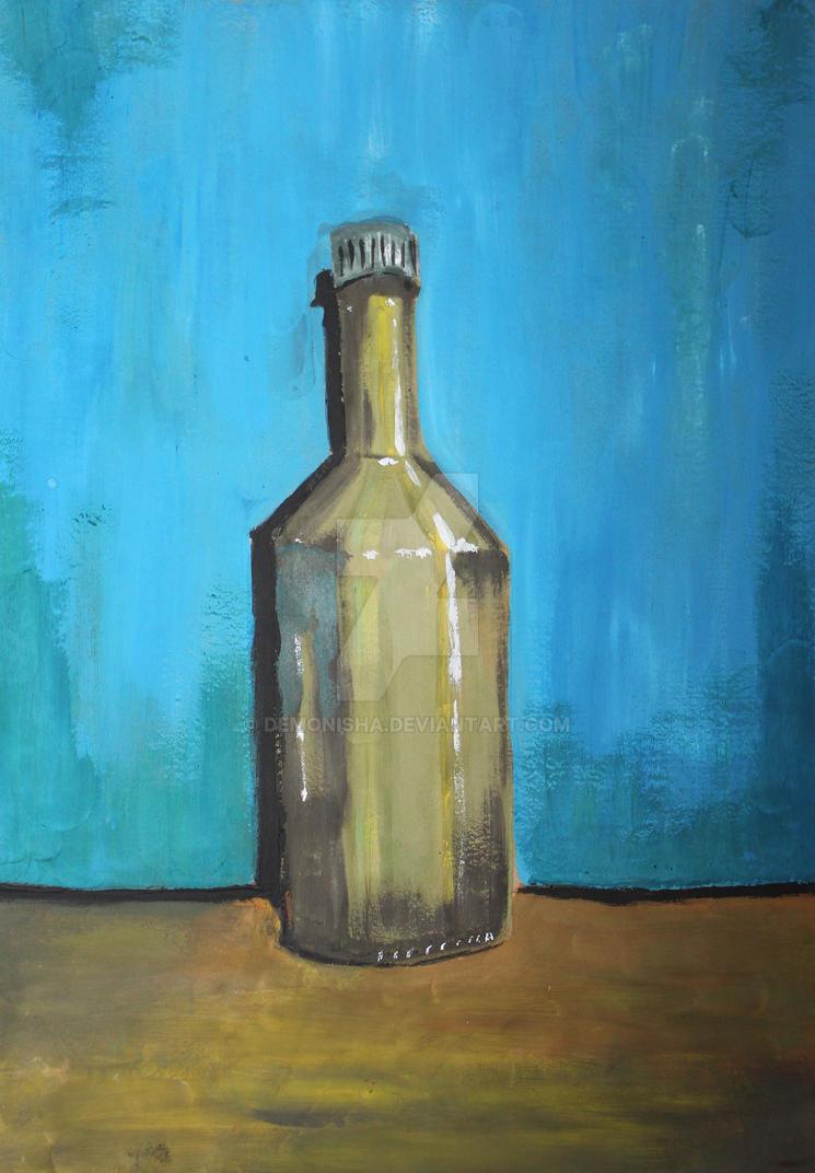 The green bottle by demonisha