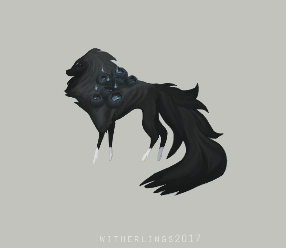 Witherlings by A0ENA