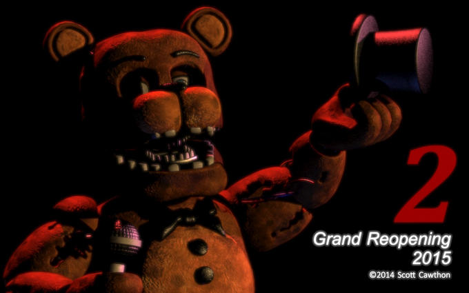 Grand Re-Opening 2015 by kinginbros2011
