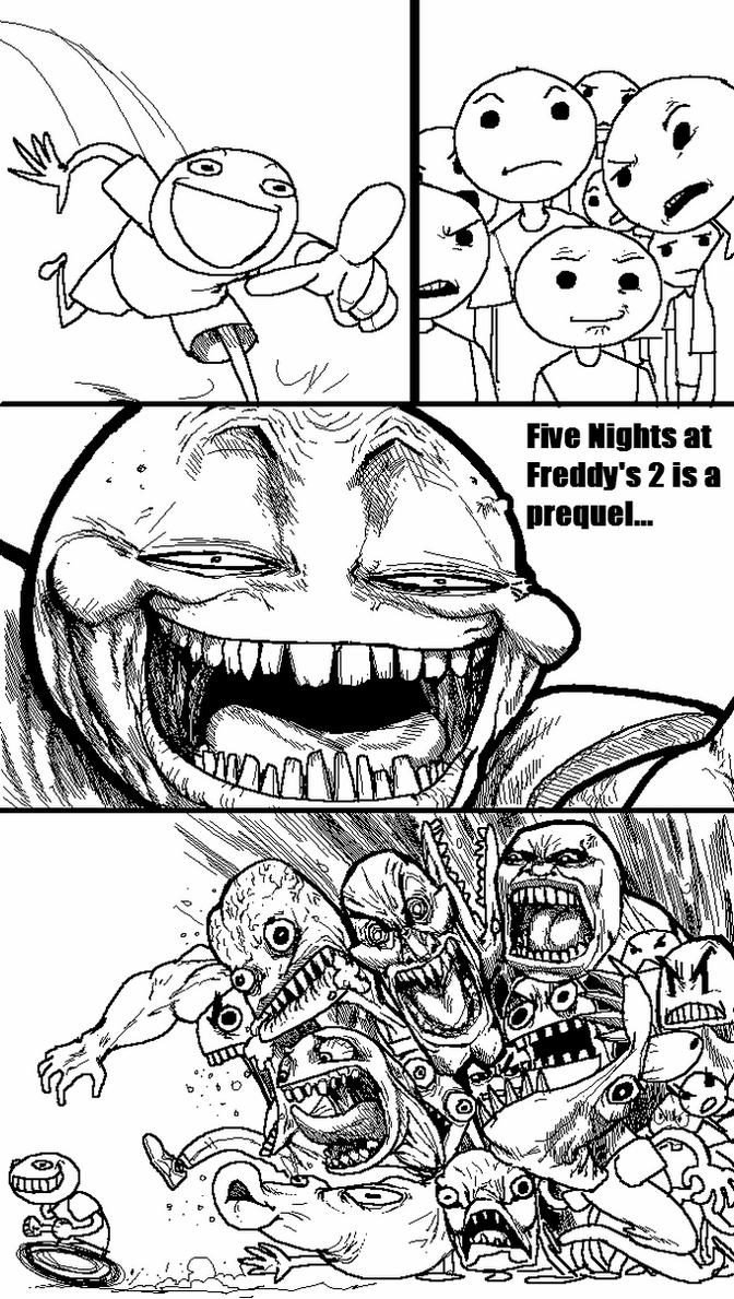 Fnaf fandom in a nutshell by kinginbros2011