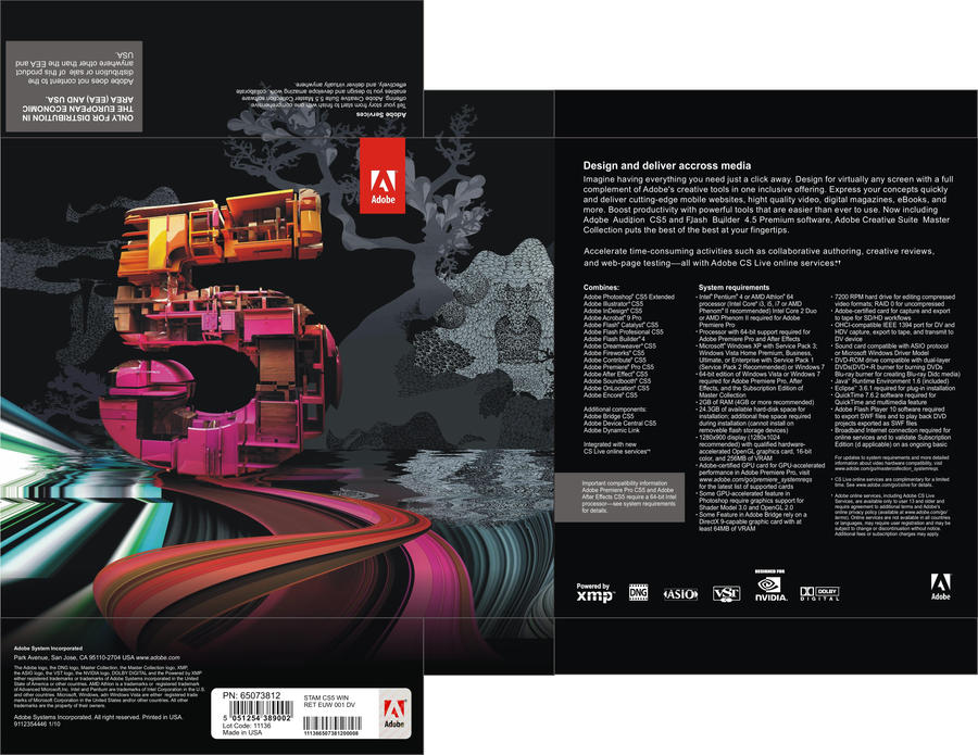 Activewin. Com: adobe creative suite 5 master collection review.