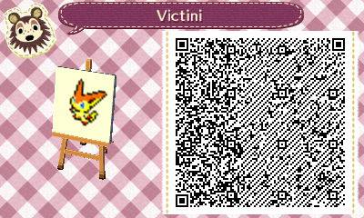 Animal crossing new leaf victini qr code by jarfrufe on for Floor qr codes new leaf