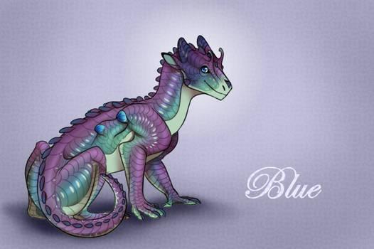 [WOF] Juvi Blue