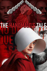 The Handmaid's Tale Banner by CraigHornerr