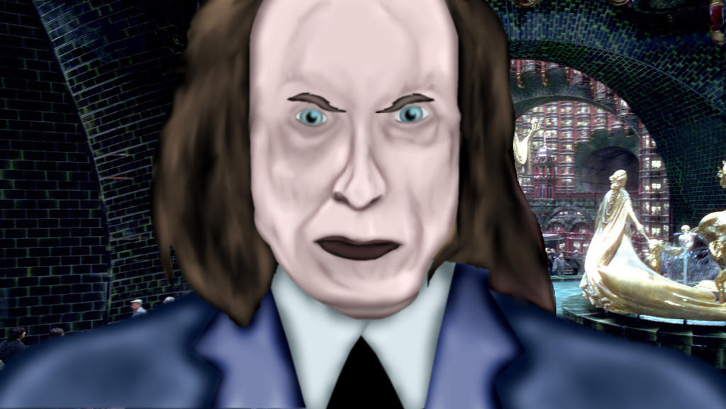 Rufus Scrimgeour by GronHatchat ...