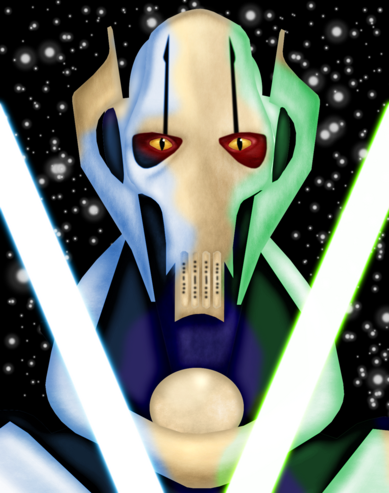 Grievous by GronHatchat
