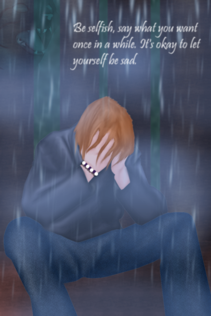 Kyo Sohma's Pain by GronHatchat