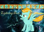 Lightning Dust Wallpaper