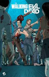 Ash vs Evil Dead crosses over with Walking Dead