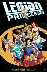 The Legion of Princesses