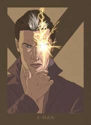 X-Man by DavidJacobDuke