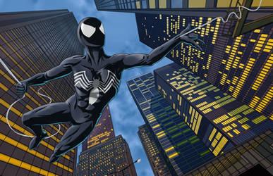 The Web of Spider-Man by DavidJacobDuke