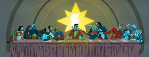 The Last Captain Marvel by DavidJacobDuke