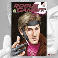 Gambit Original Art Sketch Cover