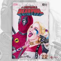 Deadpool Harley