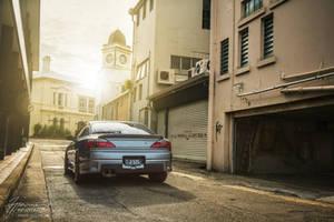 Nissan Silvia S15 - Waiting.
