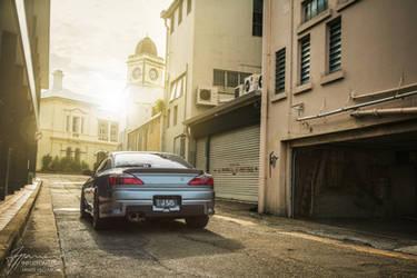 Nissan Silvia S15 - Waiting. by InfuzedMedia