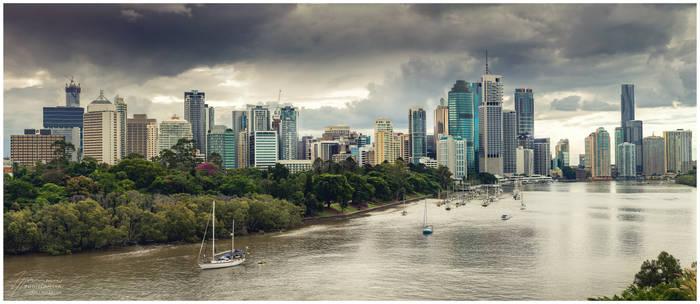 Brisbane, Australia - Kangaroo Point