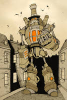 SteamBot II by ThePsychoGoat