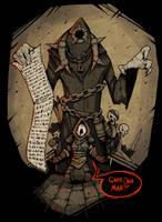 Darkest Dungeon:Overconfidence by ThePsychoGoat