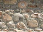 Round Wall Stones