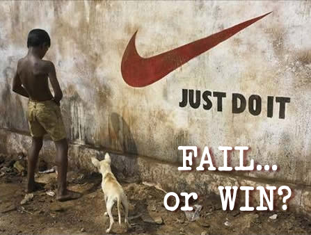 Swoosh FAIL... or WIN? by 1389AD