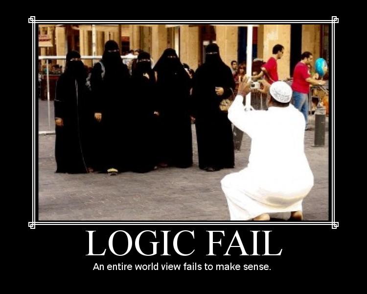 Logic FAIL by 1389AD